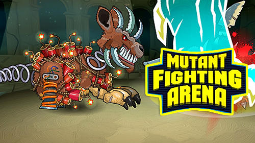 Mutant fighting arena poster