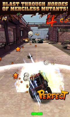 Jogue Mutant Roadkill para Android. Jogo Mutant Roadkill para download gratuito.