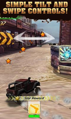 Screenshots von Mutant Roadkill für Android-Tablet, Smartphone.
