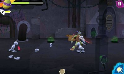 Screenshots do Mutant Rumble - Perigoso para tablet e celular Android.