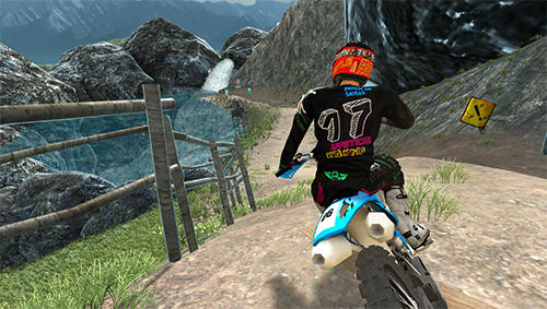 MX offroad mountain screenshot 2