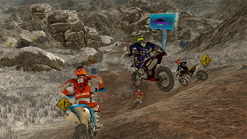 Screenshots von MX offroad mountain für Android-Tablet, Smartphone.