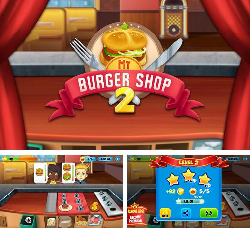 Burger shop > ipad, iphone, android, mac & pc game | big fish.