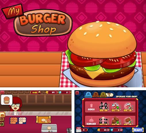 Play burger shop 2 > online games | big fish.