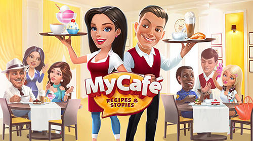 My cafe: Recipes and stories. World cooking game