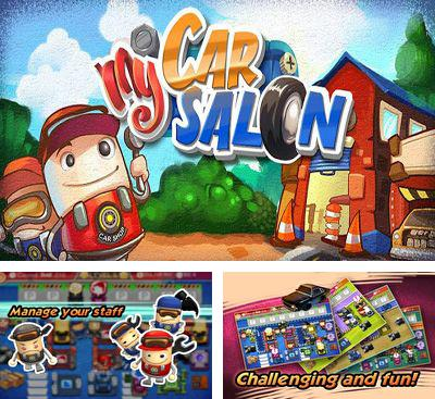 In addition to the game Draky and the Twilight Castle for Android phones and tablets, you can also download My Car Salon for free.