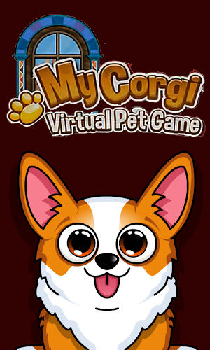 My Corgi: Virtual pet game poster