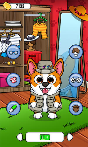 My Corgi: Virtual pet game screenshot 1