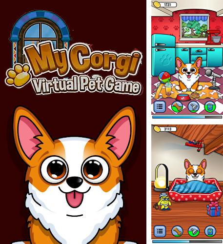 My Corgi: Virtual pet game