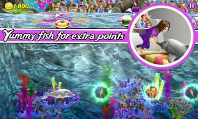 Get full version of Android apk app My dolphin show for tablet and phone.