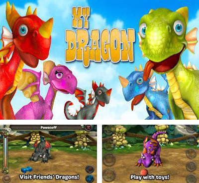 In addition to the game Paddletronic Duel for Android phones and tablets, you can also download My Dragon for free.