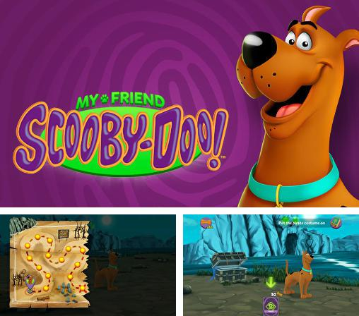 My friend Scooby-Doo!