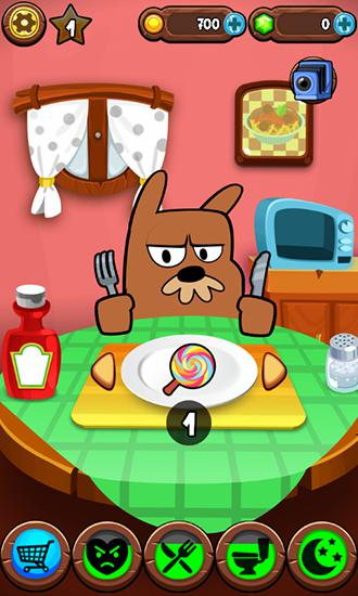 My Grumpy: Virtual pet game screenshot 2