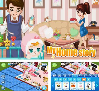 In addition to the game Nightclub Story for Android phones and tablets, you can also download My Home Story for free.