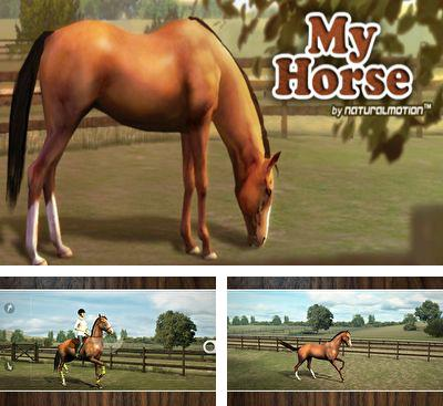 In addition to the game Horse world 3D: My riding horse for Android phones and tablets, you can also download My Horse for free.