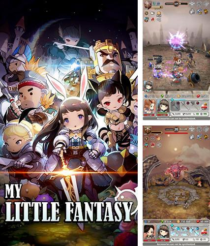 My little fantasy: Healing RPG