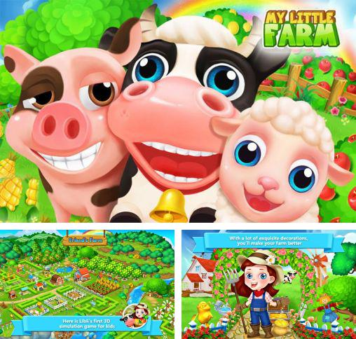 In addition to the game Green Farm for Android phones and tablets, you can also download My little farm for free.
