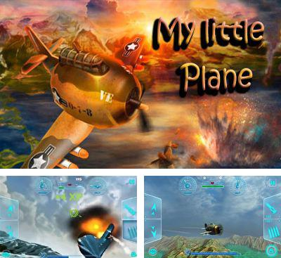 In addition to the game Bocce Ball for Android phones and tablets, you can also download My Little Plane for free.