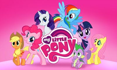 My Little Pony обложка
