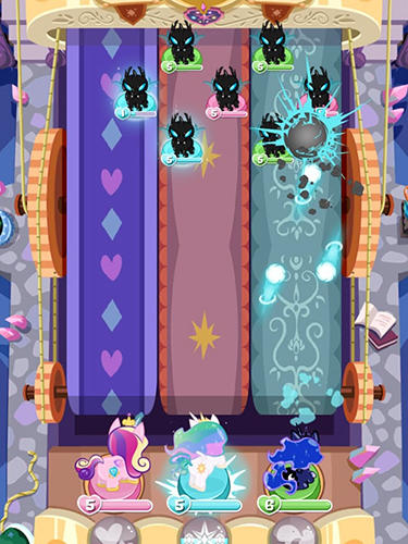 Jogue My little pony: Pocket ponies para Android. Jogo My little pony: Pocket ponies para download gratuito.
