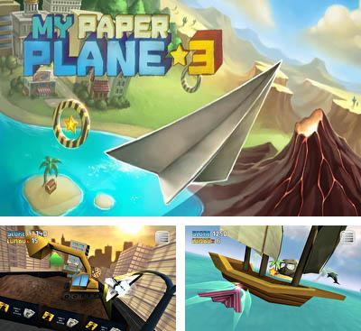 In addition to the game Paper toss for Android phones and tablets, you can also download My Paper Plane 3 for free.