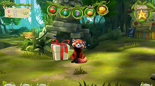 Jogue My red panda: Your lovely pet simulation para Android. Jogo My red panda: Your lovely pet simulation para download gratuito.