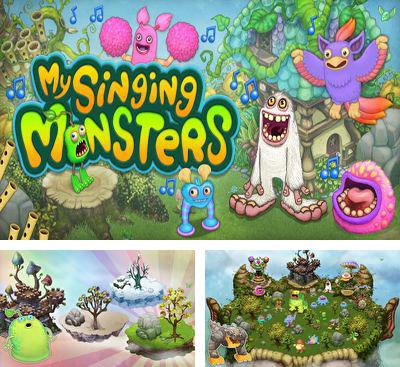 In addition to the game Draw Rider for Android phones and tablets, you can also download My Singing Monsters for free.
