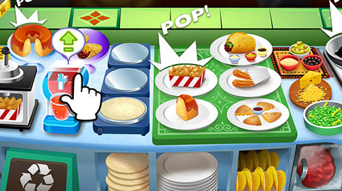 Screenshots do My taco shop - Perigoso para tablet e celular Android.