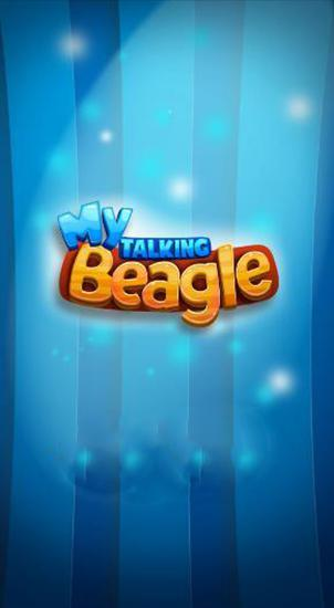 My talking beagle: Virtual pet обложка