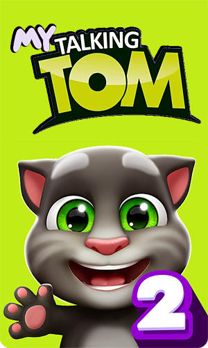My talking Tom 2 обложка