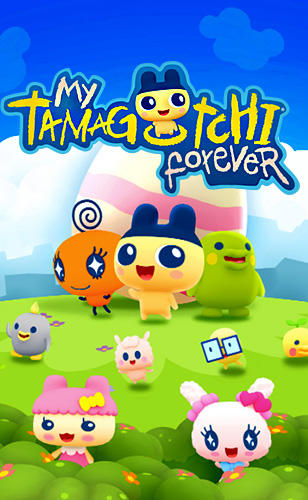 My tamagotchi forever poster