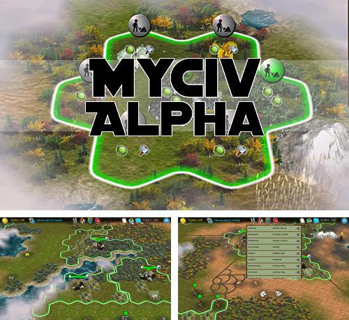 In addition to the game Myciv alpha for Android, you can download other free Android games for LG G Pad 8.3.