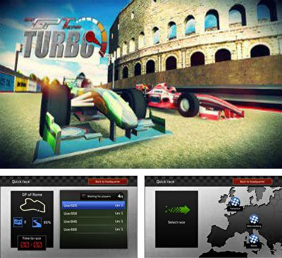 In addition to the game F1 Challenge for Android phones and tablets, you can also download MyGPTeam Turbo for free.