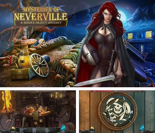 Mysteries of Neverville: A hidden object journey