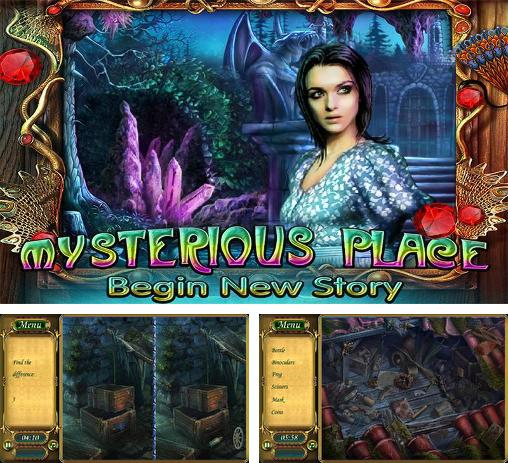Mysterious place 2: Begin new story