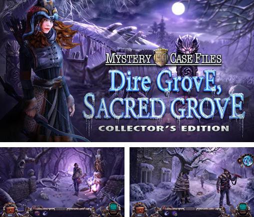 Mystery castle files: Dire grove, sacred grove. Collector's edition