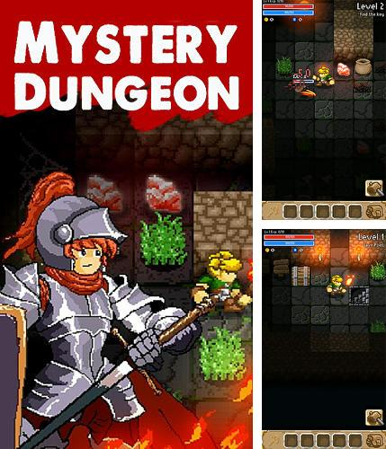 In addition to the game Battlefield dash for Android phones and tablets, you can also download Mystery dungeon: Roguelike RPG for free.