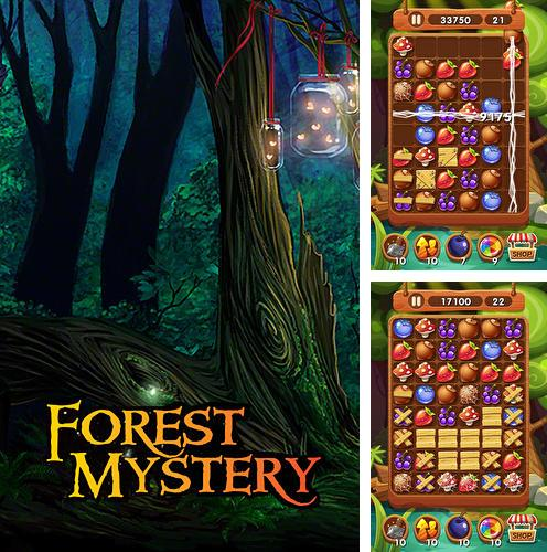 In addition to the game Tiles and tales for Android phones and tablets, you can also download Mystery forest match for free.