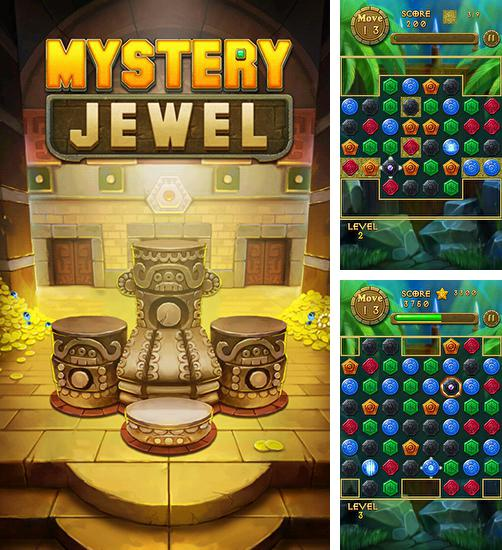 In addition to the game Dark ages saga for Android phones and tablets, you can also download Mystery jewel for free.
