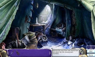 Screenshots of the Mystery Stories – MoM for Android tablet, phone.