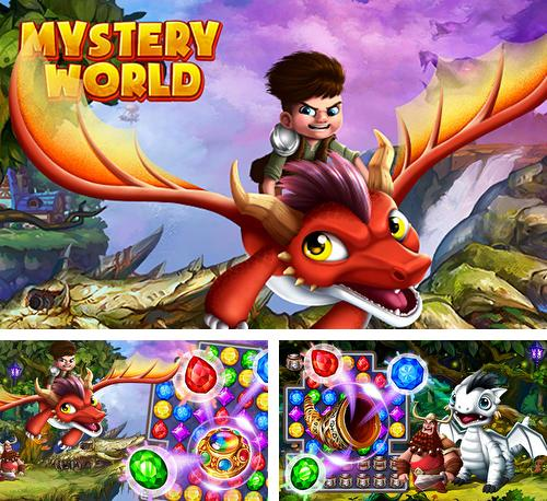 Mystery world dragons