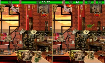 Screenshots von Mysteryville für Android-Tablet, Smartphone.