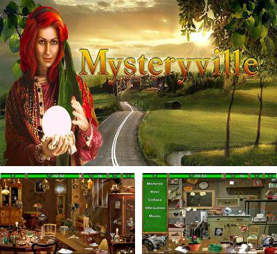 In addition to the game Natalie Brooks: The Treasures of the Lost Kingdom for Android phones and tablets, you can also download Mysteryville for free.