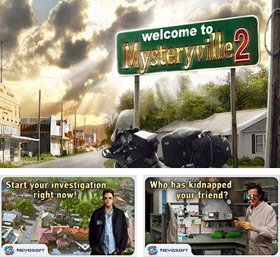 In addition to the game Layton Brothers Mystery Room for Android phones and tablets, you can also download Mysteryville 2 for free.