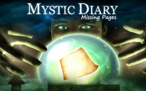 Mystic diary 3: Missing pages - Hidden object