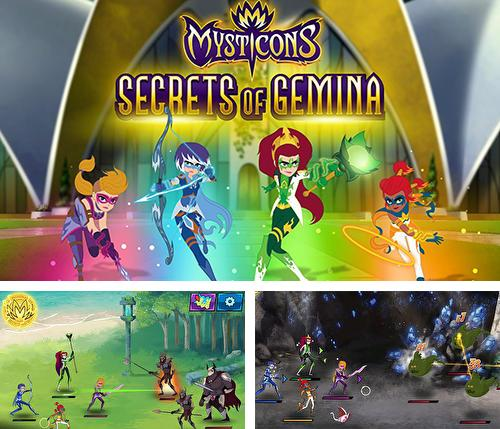 Mysticons: Secrets of Gemina