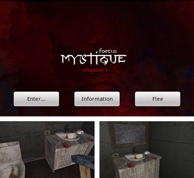 In addition to the game The abandoned school for Android phones and tablets, you can also download Mystique. Chapter 1 Foetus for free.