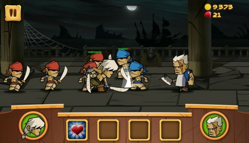 Myth of pirates screenshot 3
