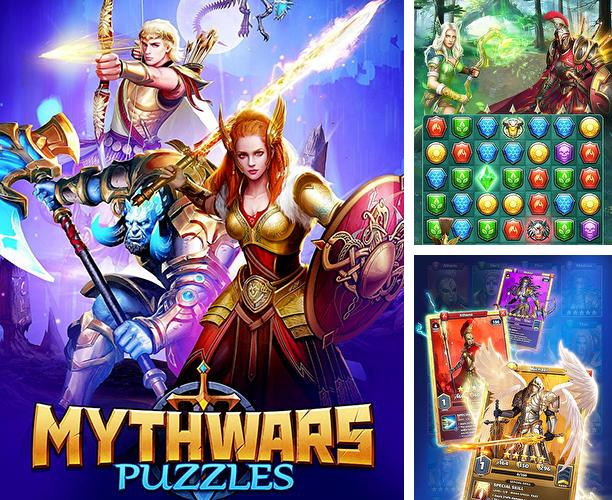 Myth wars and puzzles: RPG match 3