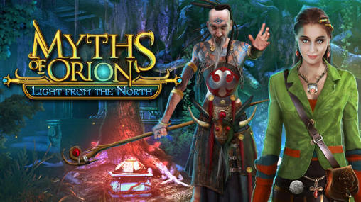 Myths of Orion: Light from the north poster